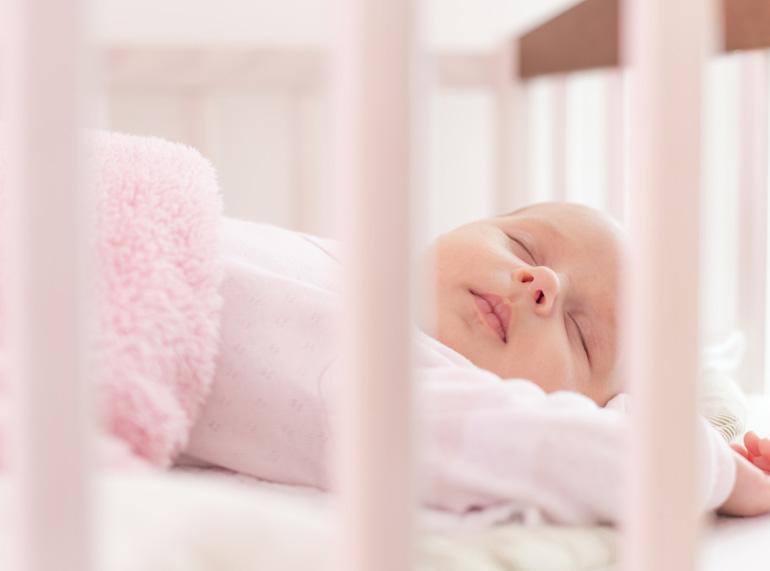 560298602e5b 12 claves para enseñar a dormir a un bebé | Bebé | 0 - 9 meses | Mi ...