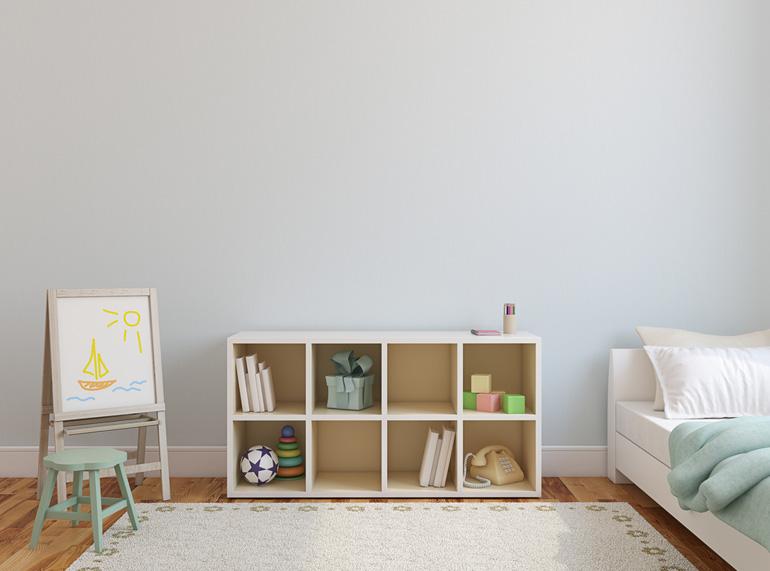 10 claves para crear el dormitorio de tu beb siguiendo la for Cuarto montessori